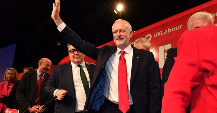Jeremy Corbyn refuses 5 times to say UK will leave EU