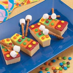 """This would be perfect for Danielle class when she has to bring snack for """"X"""""""