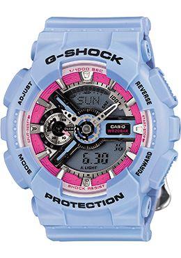 Casio G-shock Watches New Zealand GMAS110F-2A