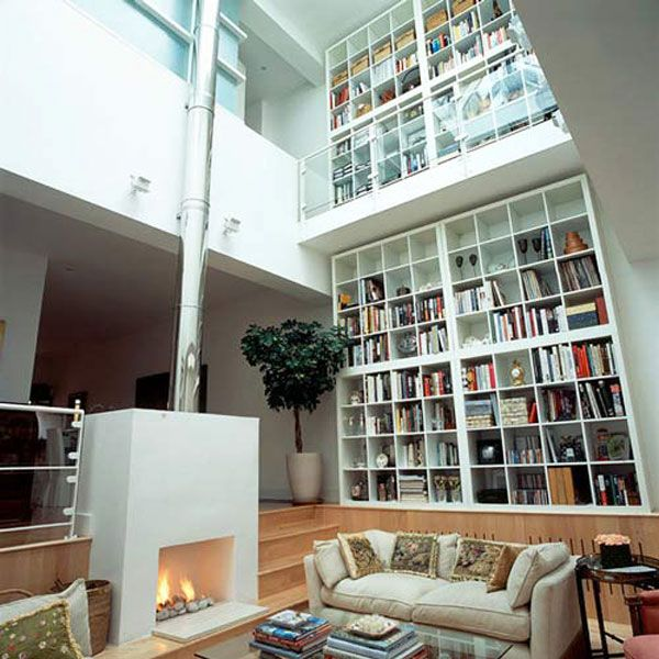 20 Remarkable Modern Hallway Designs That Will Inspire You: Best 20+ Home Library Design Ideas On Pinterest