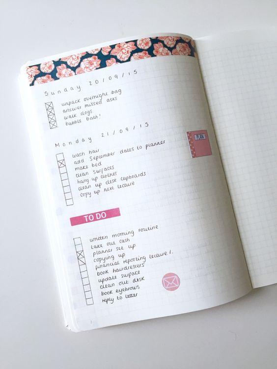 Isabelle Felicio: Inspiração: Como decorar seu Bullet Journal