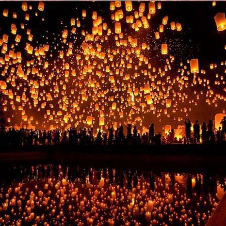 Best 25 lanterne volante ideas on pinterest - Fabriquer des lanternes volantes ...