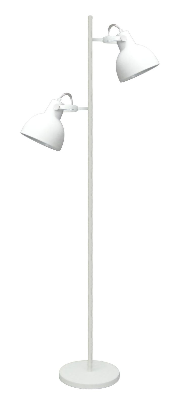 Staande lamp wit