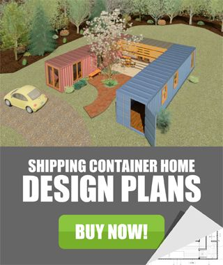 Shipping Container Home Design Packets.