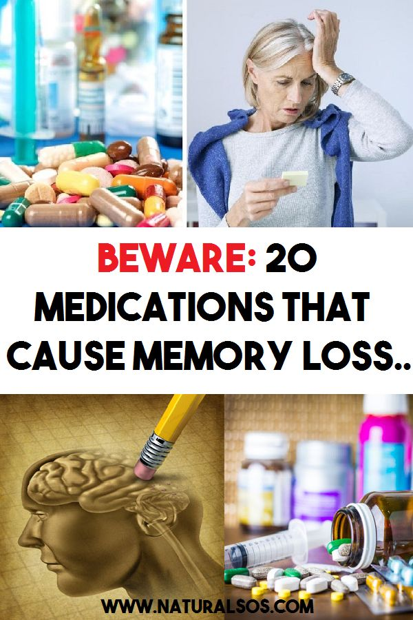 does taking xanax cause memory loss