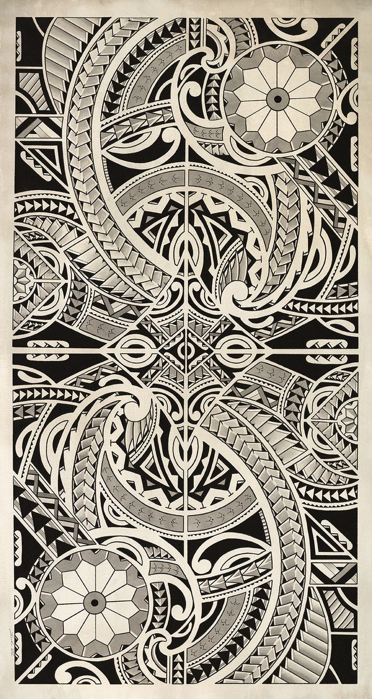 17 best images about maori pasifika samoan patterns on for Best polynesian tattoo artist