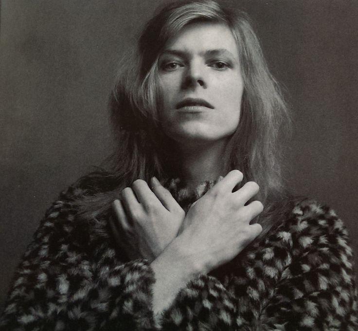Bowie by Brian Ward 1971