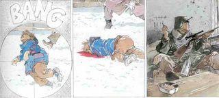 El blog Ausente: VIÑETAS DE LOS BALCANES : Los cómics sobre el conflicto de la antigua Yugoslavia (Parte Dos)