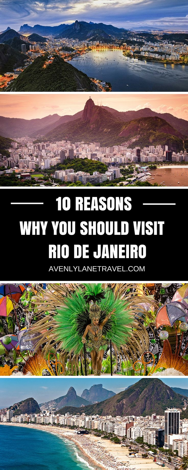 Rio de Janeiro has a life and pulse that I have never been able to find anywhere else. No one knows how to party like Brazilians, and this is especially evident in Rio! Click through to read our top 10 things you need to do in Rio!