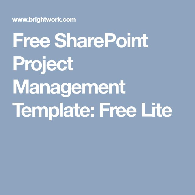 The 25+ best Project management templates ideas on Pinterest - entry level project manager