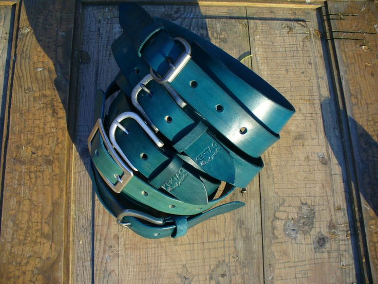 handmade-KERTAG®-leather belt