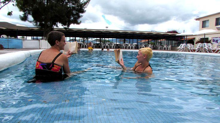 Hotel Balneario San Juan Cosala en San Juan Cosalá, Jalisco