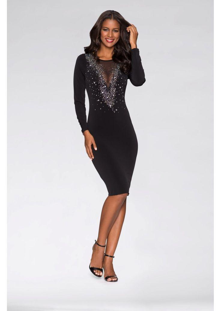 Sukienka wieczorowa Zrób wrażenie • 159.99 zł • bonprix