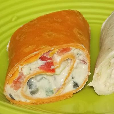 Fiesta Tortilla Roll Bites