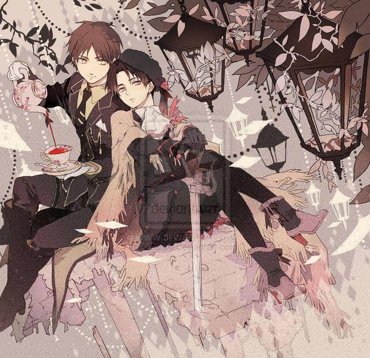 Ghim của SSS trên Shounen Ai Levis, Anime, Wattpad
