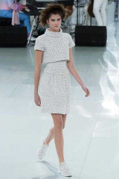 Chanel - Haute Couture Spring Summer 2014 - Shows - Vogue.it