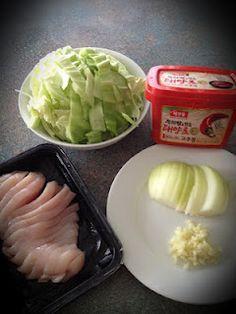 Korean Spicy Chicken (Gochujang Bulgogi)