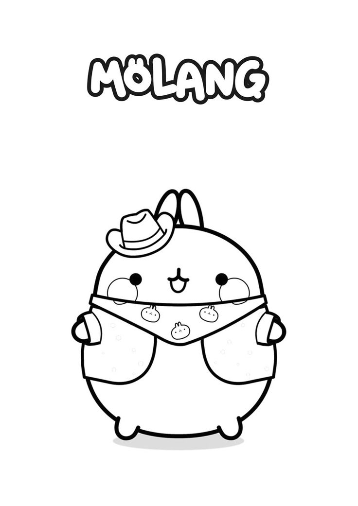 116 best Molang images on Pinterest | Molang, Rabbit and ...