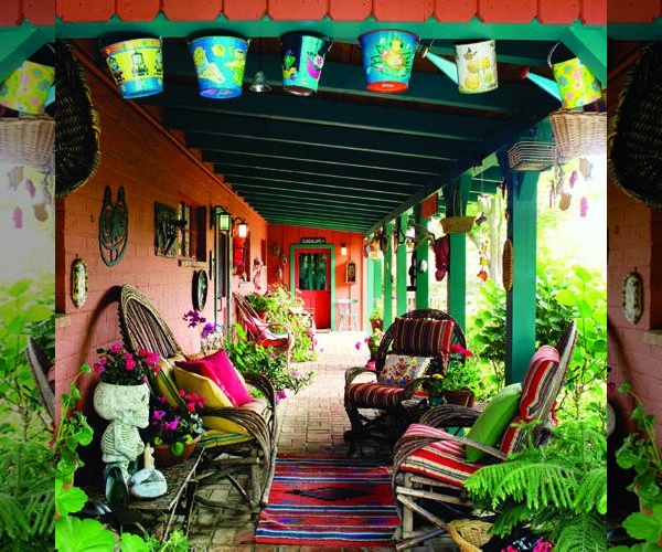 A fabulous porch in Mexico!