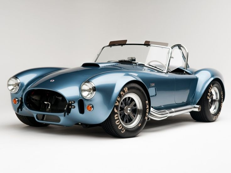 el classico 1965 Shelby Cobra 42 top gear