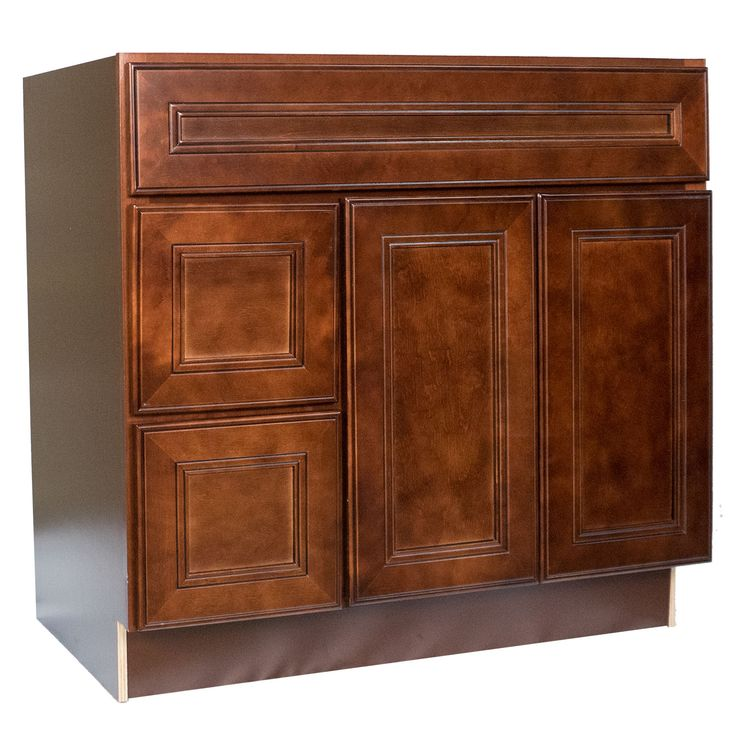 Cherry Wood Mahogany Storage Cabinets ~ Best cherry mahogany bathroom vanities images on