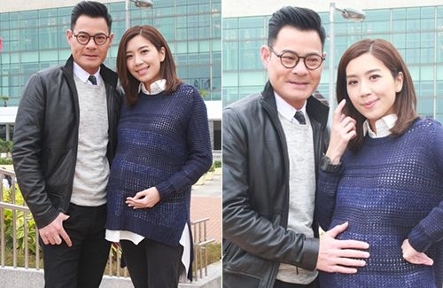 """Ben Wong Wants """"Happy Money"""", Mandy Wong to Spend a Summery New Year"""