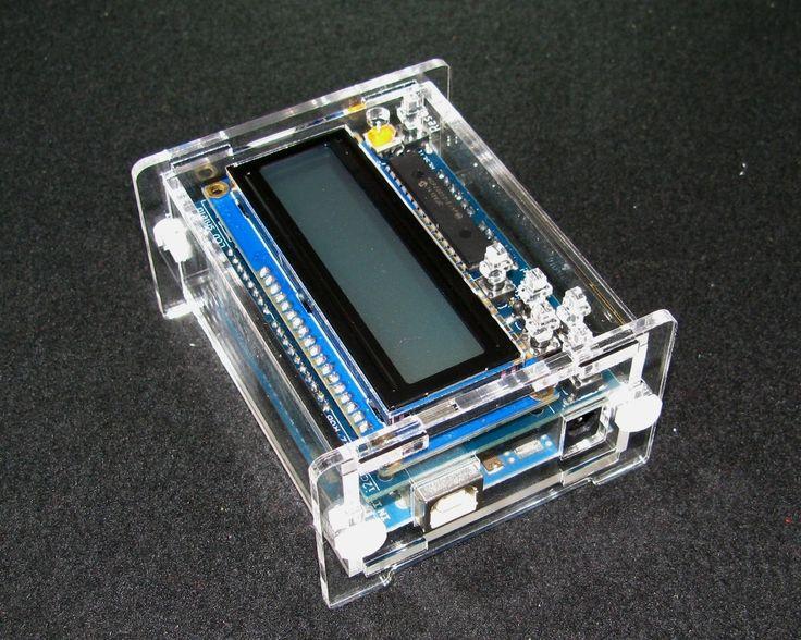 Arduino+Adafruit+LCD+Shield+Case+by+builttospec.