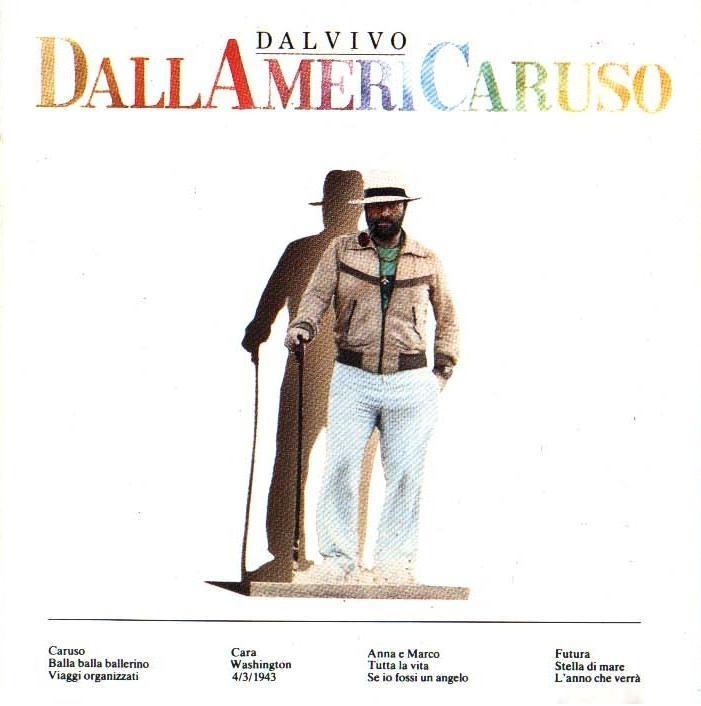 Lucio Dalla - Caruso #11mar17mar