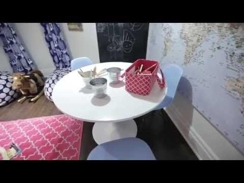 Interior Design — Multipurpose Family Basement - YouTube
