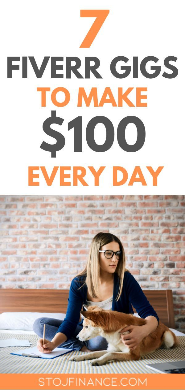How to Make Money On Fiverr: 7 Ways to Make $100 a Day – Michelle G
