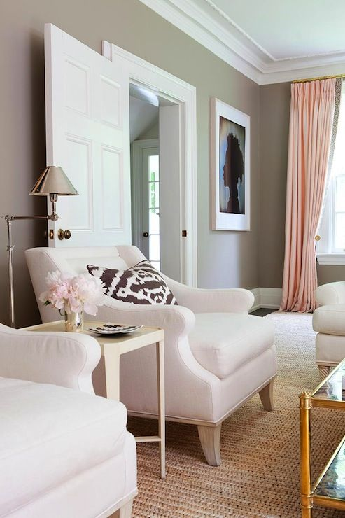 44 best images about paint taupes on pinterest ina for Taupe paint colors living room