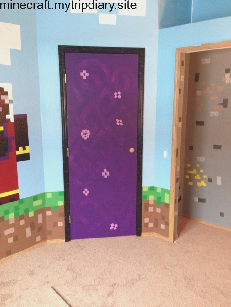 Minecraft Room 19 Minecraft Room Decor Minecraft Room