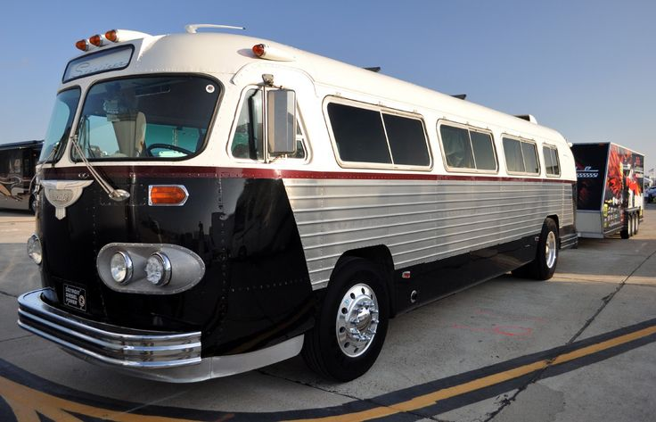 1961 Flxible bus... that's classic