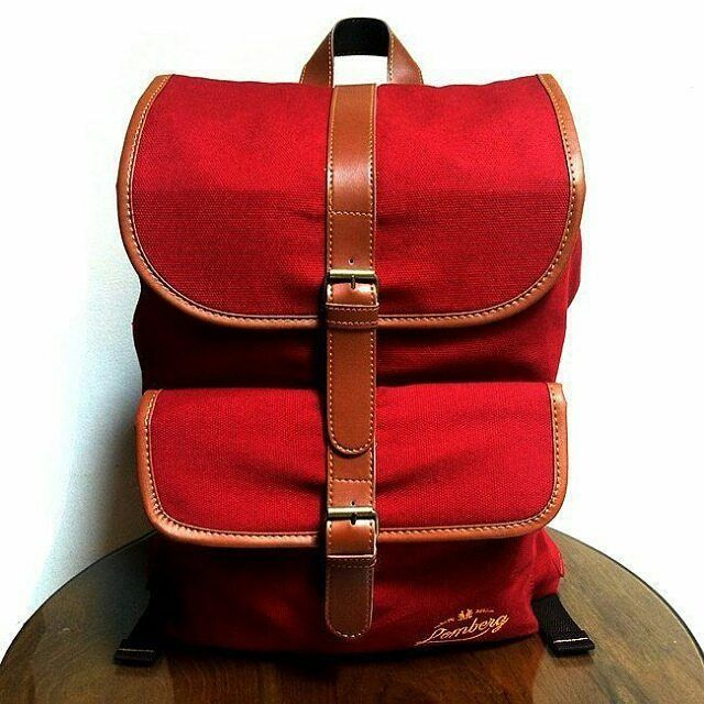 "Maroon Rucksack  Terbuat dari 7s Cotton Canvas Maroon Interior Waterproof slot laptop 15""  Harga: Rp. 229.000  WhatsApp 08112655799  #lombergbags #tas #ransel #ootdindonesia #backpack #tasbaru"