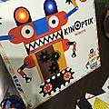 un jeu où l'imagination n'a pas de limite : Kinoptik de Djeco