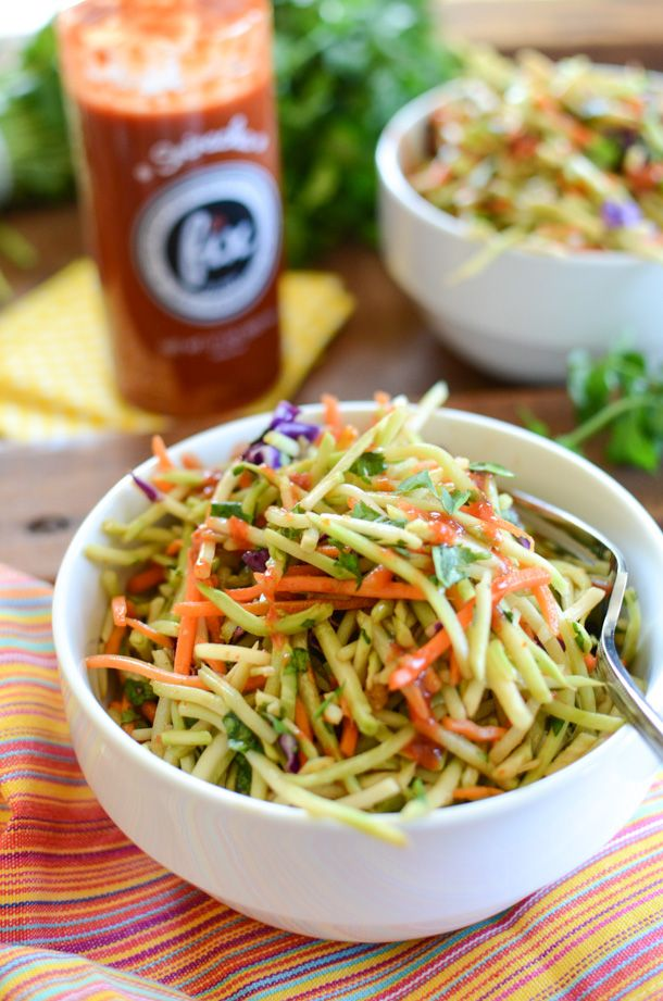 recipe: broccoli slaw salad paleo [25]