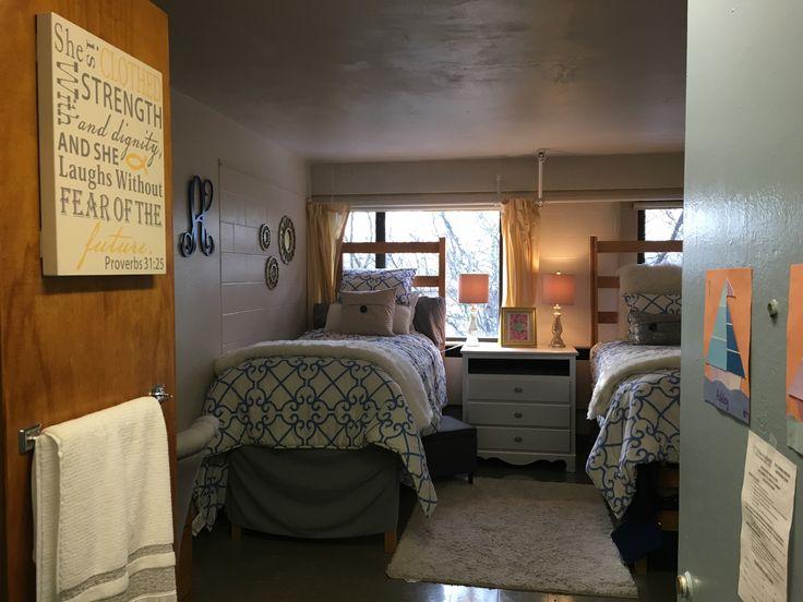 College Apartment Room