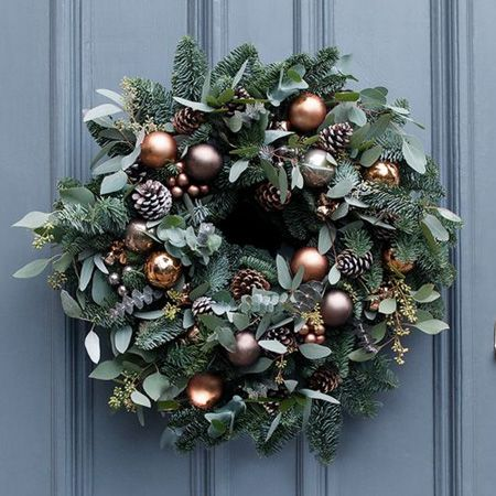 The humble wreath is looking better than ever this season, with both high street and high-end versions ensuring your front door makes the most festive of first impressions for any Christmas guests. From frosted to fresh, traditional to statement-making, and faux to the real deal, we've found 12of the best for guaranteed kerb appeal.