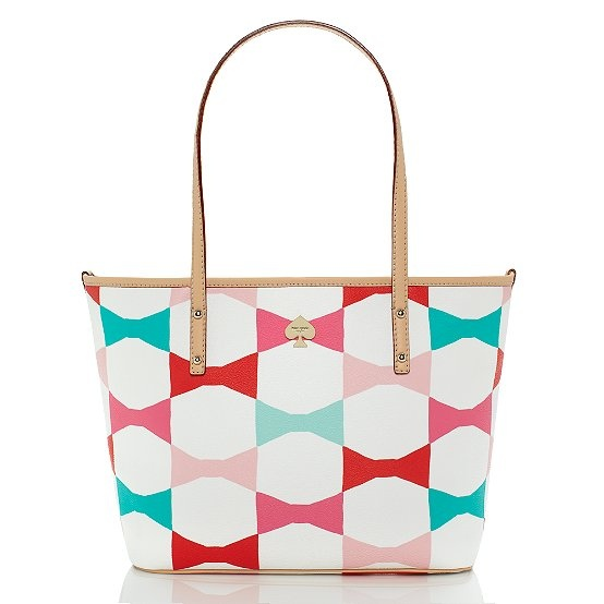 Foldaway Tote - A Breath of Spring by VIDA VIDA