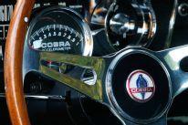 1965 Ford Mustang Gt 500 Shelby Prototype Cobra Gauge Steering Wheel