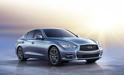 The all-new 2014 Infiniti Q50 has just been announced!
