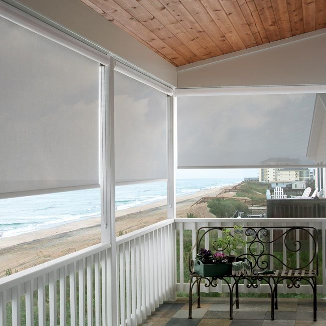 Browse Our Selection Of Bali Exterior Solar Shades At Discounted Prices.  Find Your Perfect Designer Blinds And Shades At Steveu0027s Blinds.