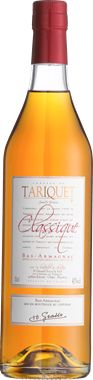 Armagnac, Chateau Tariquet - 0,7 liter, 40.0 % alc, Frankrig Bas-Armagnac