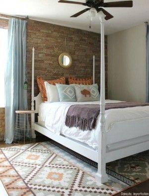 southwestern bedroom decor