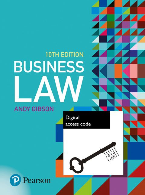 Solution Manual For Business Law 10th Australian Edition By