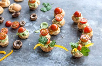 Choux Caterpillar Recipe - Great British Chefs