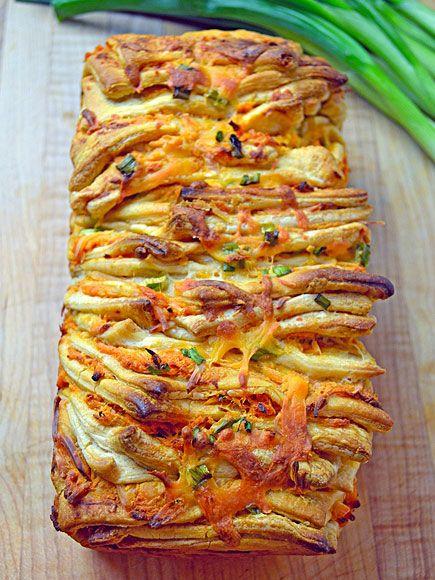 Monkey Bread Recipes; Easy Baking; Pull Apart Bread Recipes; Holiday Recipes : People.com