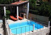 Ferienhaus mit Pool  - 5049  - Makarska