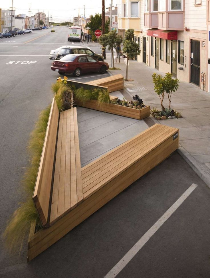 In repurposing parking spaces as pedestrian oases, parklets do a lot to make the streetscape a more vibrant place. Today, in celebration of the annual (PARK)...