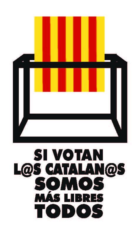 No es normal, Catalunya, independentismo, Puigdemont, Mariano Rajoy, Nacionalismo español, Tribunal Constitucional, Derecho a decidir, Urnas son amores,